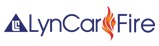 Lyncar-fire logo and link